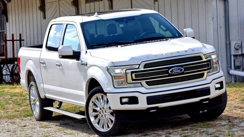 2019 Ford F 150 Limited With H O 3 5 Liter Ecoboost V6